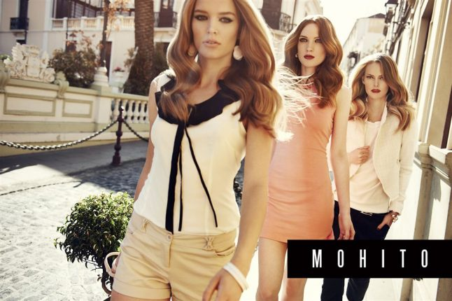 Mohito collezione moda primavera - estate 2012 -1