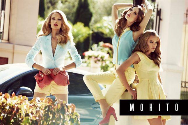 Mohito collezione moda primavera - estate 2012