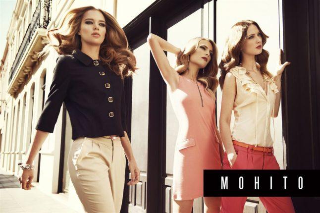 Mohito moda primavera - estate 2012