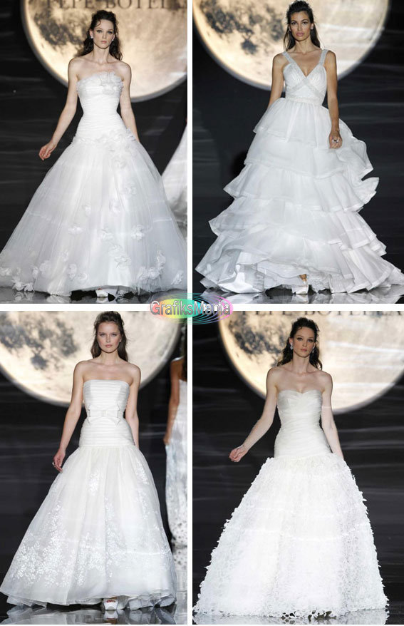 Pepe Botella da sposa 2012
