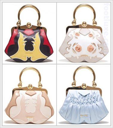 Romantiche borse di Miu Miu Primavera Estate 2012