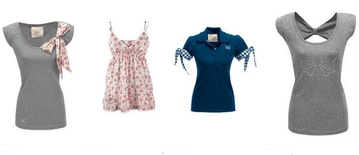 T-shirt Fix Design collezione abbigliamento Primavera Estate 2012