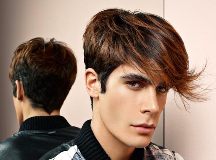 Tagli capelli uomo moda capelli