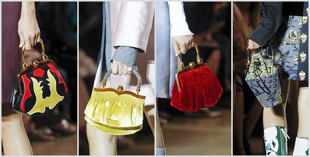 borse di Miu Miu Primavera Estate 2012