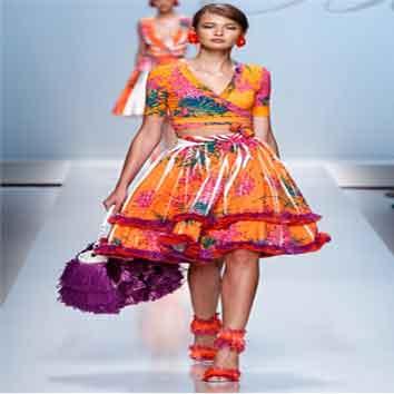 collezione moda anni 50primavera-estate 2012 di Blumarine