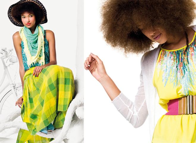 giallo summer collection benetton1