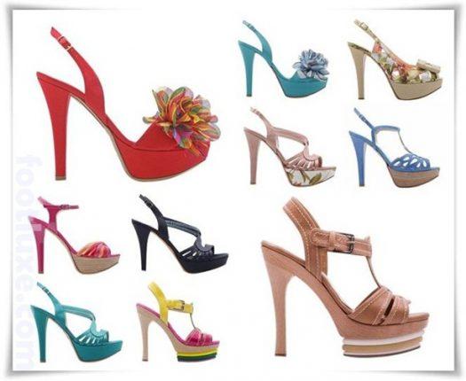 Albano collezione scarpe sandali catalogo primavera estate 2012-1