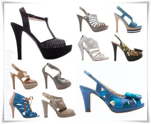 Albano collezione scarpe sandali catalogo primavera estate 2012-4
