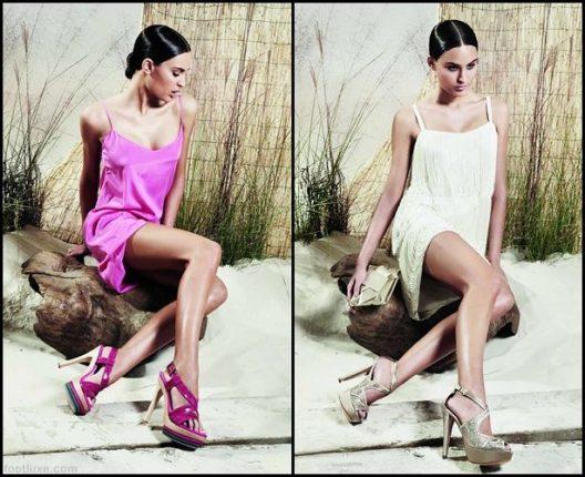 Albano collezione scarpe sandali catalogo primavera estate 2012