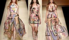 Alberta Ferretti abbigliamento donna primavera estate