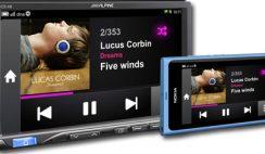 Alpine ICS-X8 Nokia