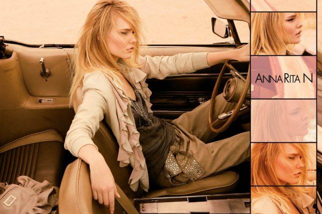 AnnaRita N collezione abbigliamento primavera estate 2012