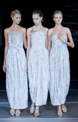 Armani abbigliamento ed accessori primavera estate 2012-2