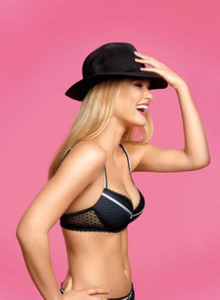 Bar Refaeli collezione sexy lingerie per Passionata