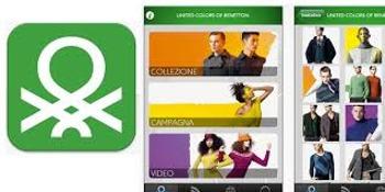 Benetton App in arrivo