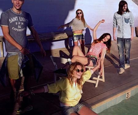 Bershka collezione abbigliamento moda primavera estate 2012-1