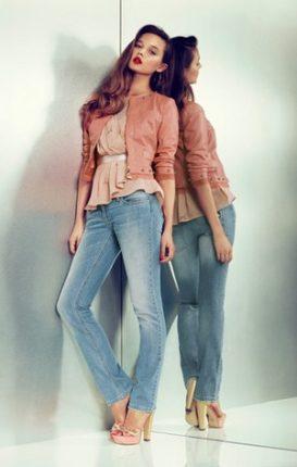 Betty Blue collezione abbigliamento primavera estate 2012