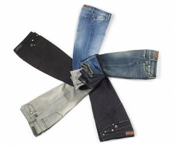 Blue Geox jeans