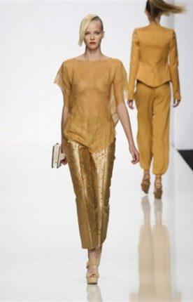 Byblos abbigliamento accessori donna primavera estate 2012-3