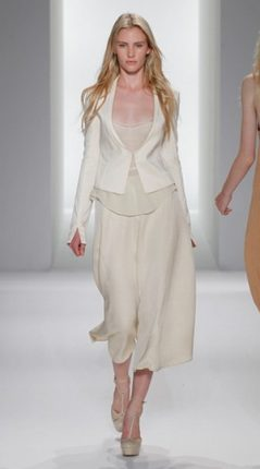Calvin Klein abbigliamento accessori primavera estate 2012