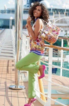 Cannella collezione moda  abbigliamento fashion catalogo Primavera Estate 2012
