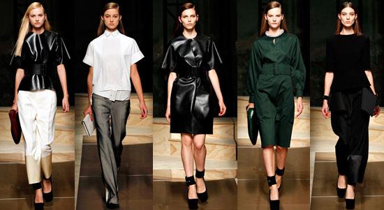 Celine collezione abbigliamento primavera estate 2012