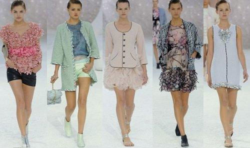 Chanel primavera estate 2012