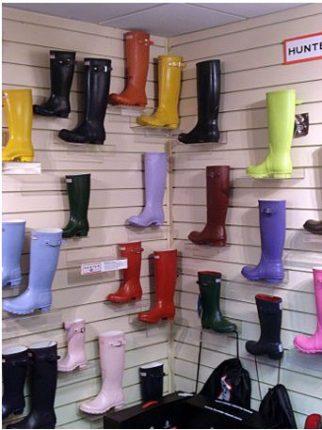 Collezione stivali Hunter scarpe must have 2012