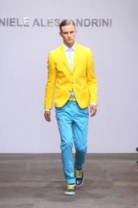Daniele Alessandrini abbigliamento uomo primavera estate 2012-2