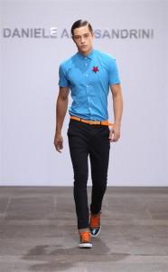 Daniele Alessandrini abbigliamento uomo primavera estate 2012-3