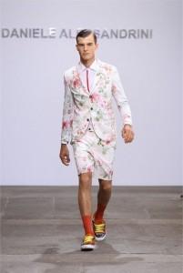 Daniele Alessandrini abbigliamento uomo primavera estate 2012