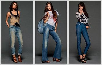 Diesel collezione abbigliamento donna primavera estate