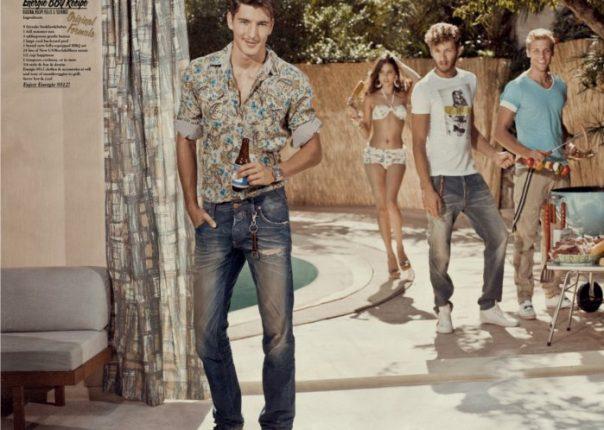 Energie collezione abbigliamento uomo primavera estate 2012