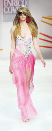 Enrico Coveri collezione abbigliamento primavera estate 2012-3