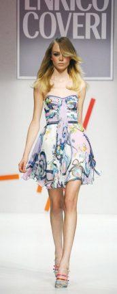 Enrico Coveri collezione abbigliamento primavera estate 2012