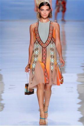 Etro collezione abbigliamento moda fashion Primavera Estate 2012-1