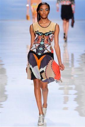 Etro collezione abbigliamento moda fashion Primavera Estate 2012