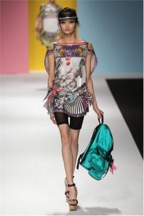 Frankie Morello collezione abbigliamento primavera estate 2012