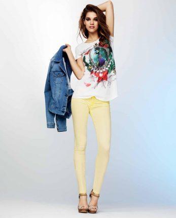 Gas  collezione abbigliamento donna primavera estate 2012-1