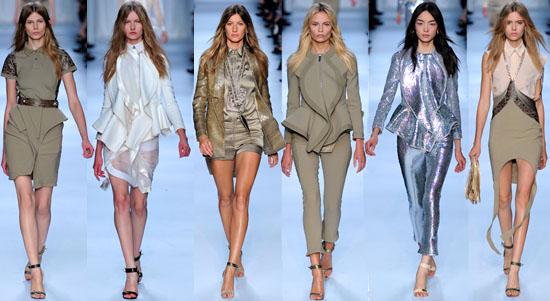 Givenchy collezione abbigliamento primavera estate  2012-1