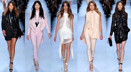 Givenchy collezione abbigliamento primavera estate  2012