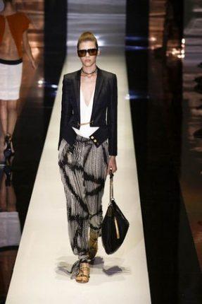 Gucci collezione abbigliamento donna primavera estate 2012-1