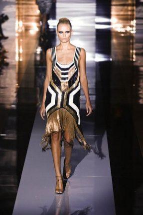 Gucci collezione abbigliamento donna primavera estate 2012-2