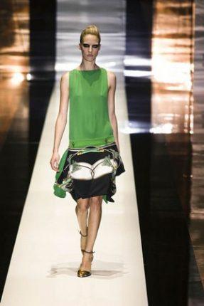 Gucci collezione abbigliamento donna primavera estate 2012-3