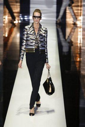 Gucci collezione abbigliamento donna primavera estate 2012