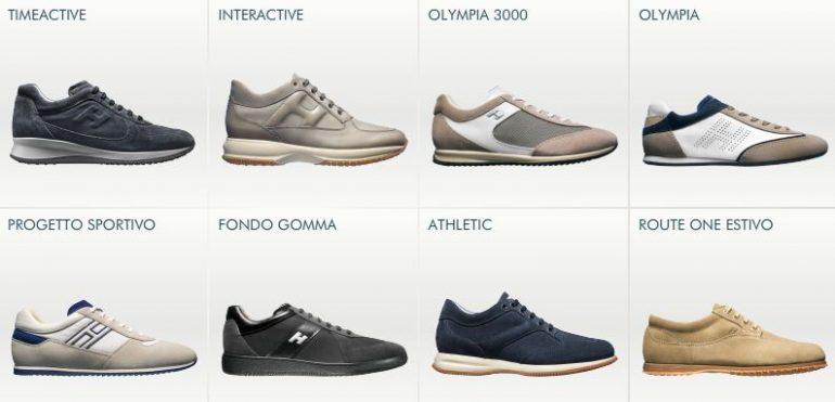 Hogan Collezione Sneakers Uomo