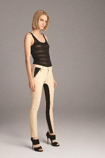 J Brand collezione skinny leg Nikko primavera estate 2012