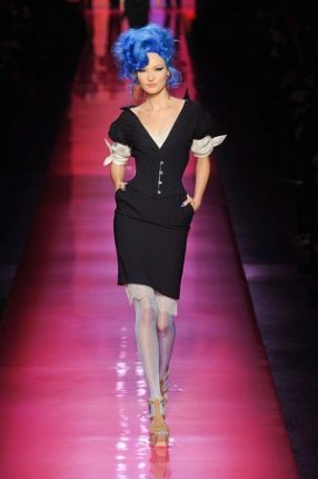 Jean Paul Gaultier collezione abbigliamento primavera estate 2012-1