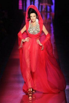 Jean Paul Gaultier collezione abbigliamento primavera estate 2012-2