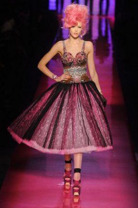 Jean Paul Gaultier collezione abbigliamento primavera estate 2012-3